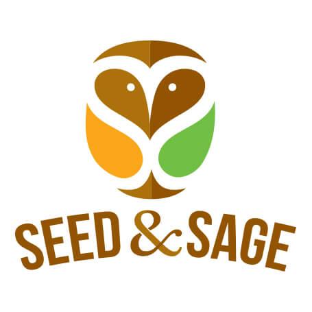 Seed & Sage logo