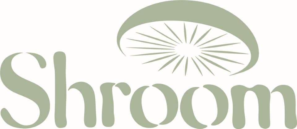 shroom logo design