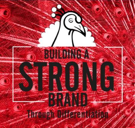 strong brand hero