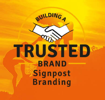 trusted brand logo mobile