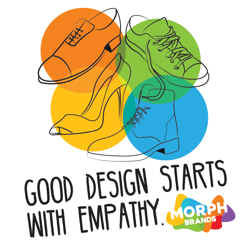 Why empathy should be your branding expert's super power!