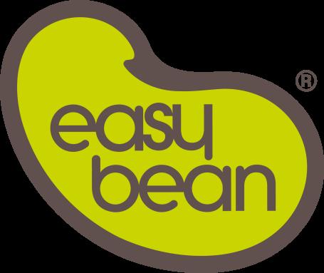 easybean logo design